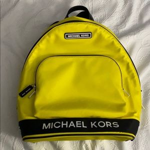 BRAND NEW B/Y COLOR MICHAEL KORS BACKPACK